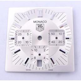 Tag Heuer Monaco dial