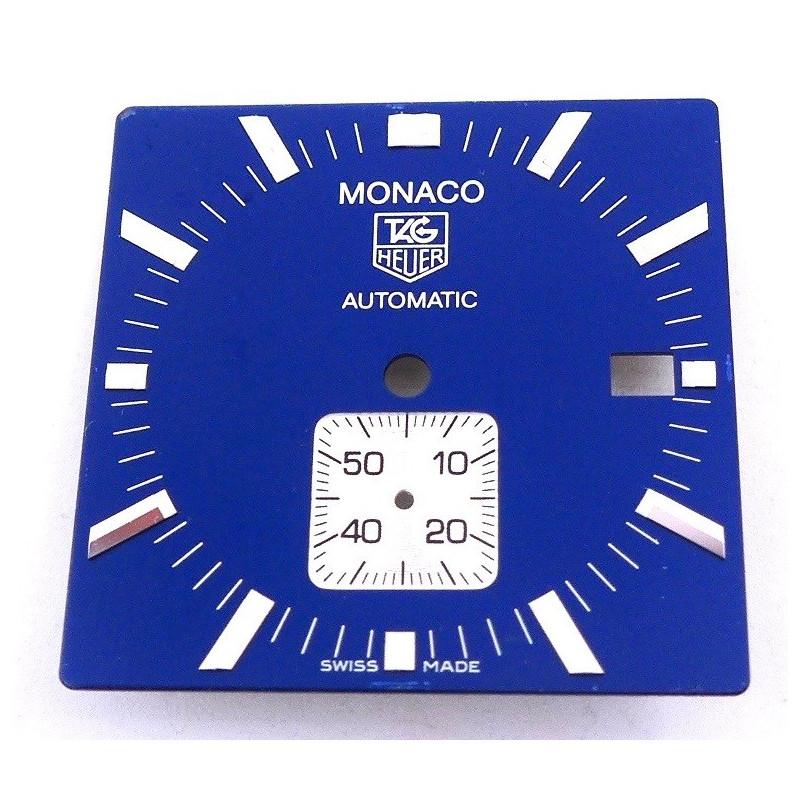 Tag Heuer Monaco  Automatic dial