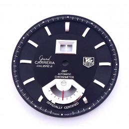 Cadran Tag Heuer Grand Carrera GMT automatic Chronometer