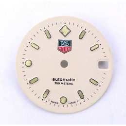 Tag Heuer Automatic  dial