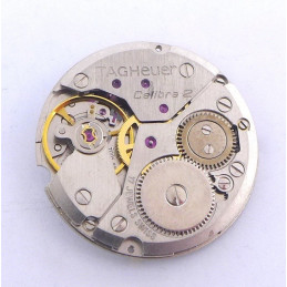 Tag Heuer movement  Calibre 2  ETA 7001