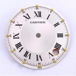Cartier, pasha automatic dial