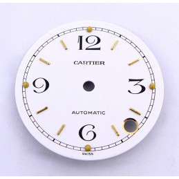Cartier, Pasha 35 mm dial