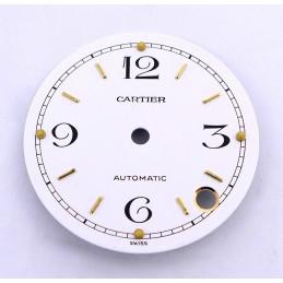 Cartier, Pasha 35 mm dial