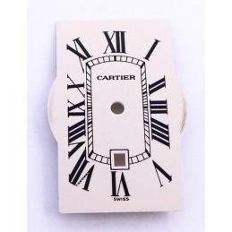 Cartier American Tank dial