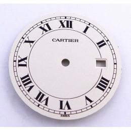 Cartier, cadran pour Cougar GM