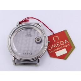Omega, boitier acier reférence 182-1
