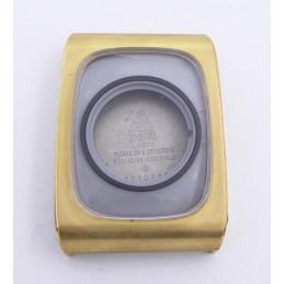 Omega , boitier plaqué or référence 1110116
