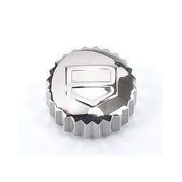 HEUER steel crown  6,85 mm
