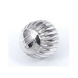 HEUER steel crown 6.70 mm