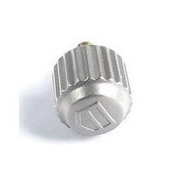 Couronne acier HEUER 4,50 mm
