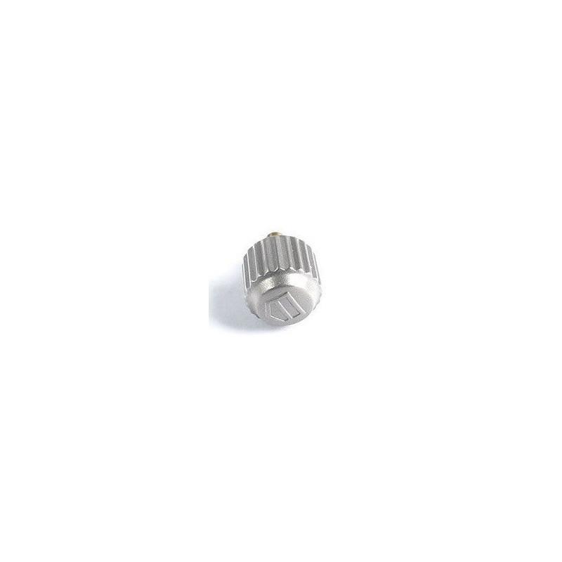HEUER steel crown 4,50 mm