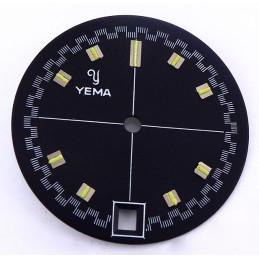 Cadran Yema  27,95 mm
