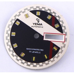 Yema Automatic dial 27,95 mm