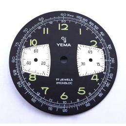 Cadran YEMA 2 compteurs
