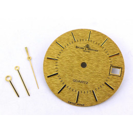Baume et Mercier quartz dial