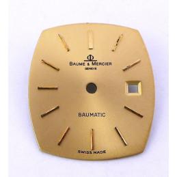 Baume et Mercier Baumatic dial