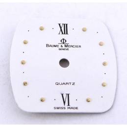 Cadran Baume et Mercier quartz