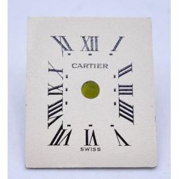 Cartier - Cadran Mini Tank q. PM - VA100018