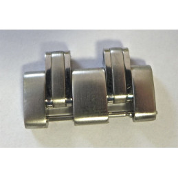 Omega Manhattan gold/steel link men