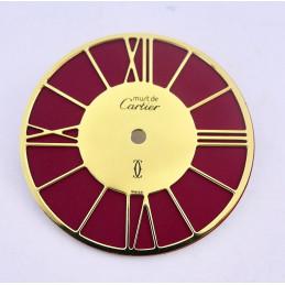 Cartier - VLC GM dial - VC100311