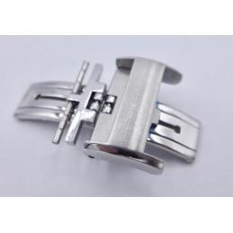 Boucle déployante Longines acier 18 mm