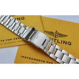 Breitling  Super Avenger steel strap 168A