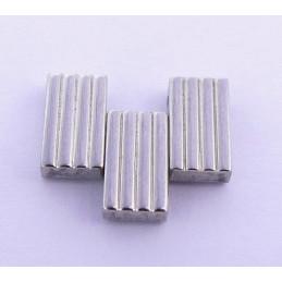 Boucheron steel link 15 mm