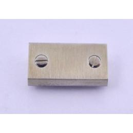 Cartier -Santos 2 steel link PM - VA280123