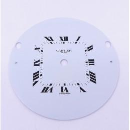 Cartier - Small clock Santos dial - 00503300
