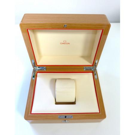 OMEGA SEAMASTER SPEEDMASTER wood box