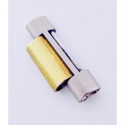 Breitling Aerospace titanium / gold link
