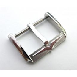 Boucle ardillon acier VULCAIN 18mm