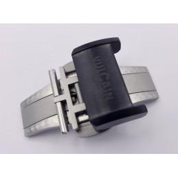 VULCAIN deployant titanium buckle 18mm