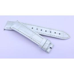 Vulcain, croco strap 16 mm