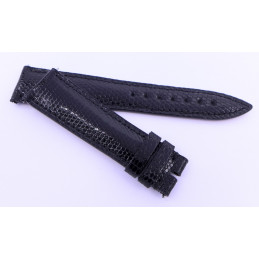 Vulcain, lizard strap 19 mm