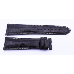 Vulcain, croco strap 22 mm