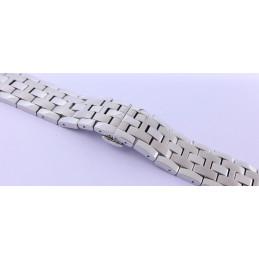 Hamilton - Bracelet acier Jazzmaster slim