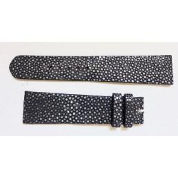 Bracelet galuchat 23mm