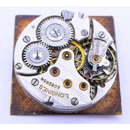 Longines, movement for parts or service