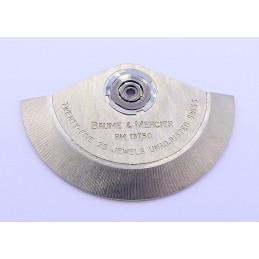 Masse oscillante VALJOUX 7750 Baume et Mercier - pièce 1143