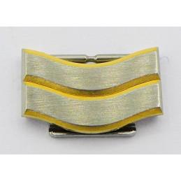 Ebel Sport steel / gold link 11,90 mm