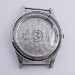 Boitier acier LONGINES années 50 ref 23259