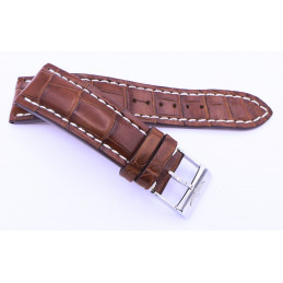 Bracelet croco Breitling 754P
