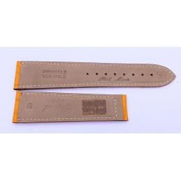 Chopard croco strap 20 mm