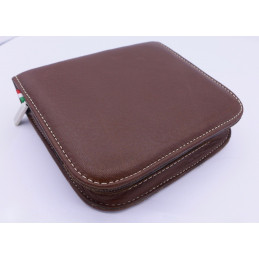 Luxury 4 watches travelling case