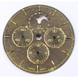 Omega chrono dial