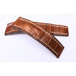 Breitling 898P croco strap