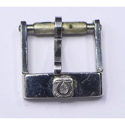 Steel buckle Omega 10 mm