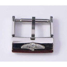 Breitling boucle ardillon acier 14 mm
